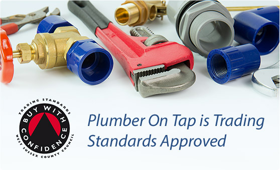 Plumber On Tap is Trading Standard Approved